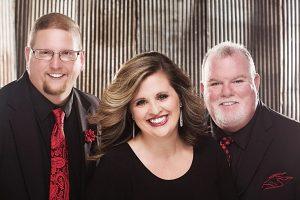 Surrendered Southern Gospel trio