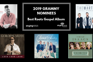GRAMMY nominees for Best Roots Gospel Album