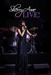 Sherry Anne LIVE DVD cover