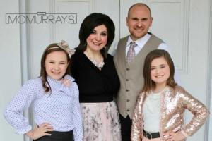The McMurrays gospel group