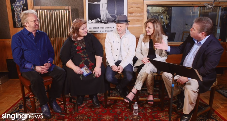 Singing News Interview with Duane Allen, The Nelons, and Deborah Evans Price about 'Country Faith Southern Gospel'