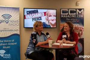 Chonda Pierce interview April 2019