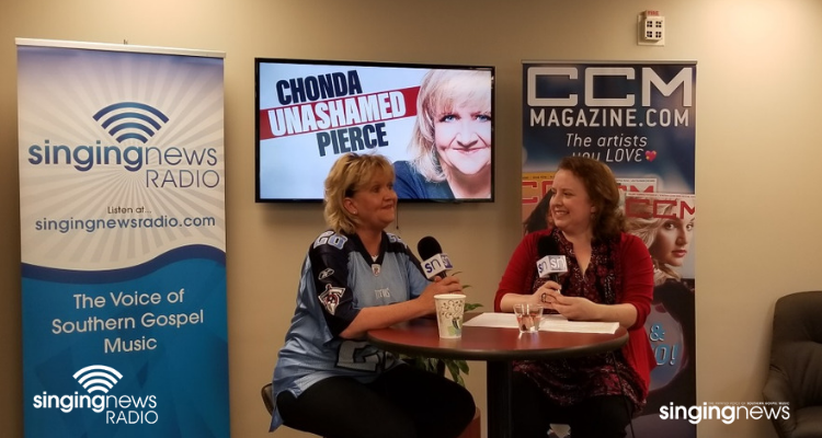 Chonda Pierce interview April 2019