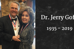 Jerry and Jan Goff