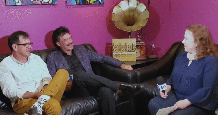 Singing News interview with Ivan Parker and Garry Jones - July 2019